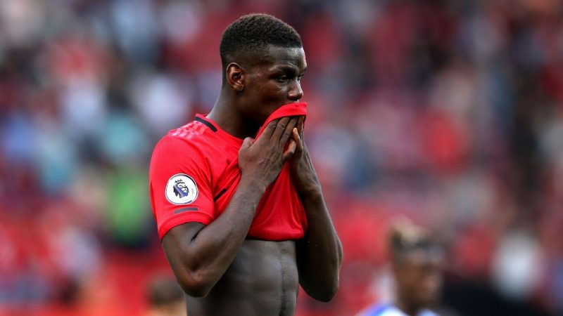 Pogba not playing for Man United to force Real Madrid move
