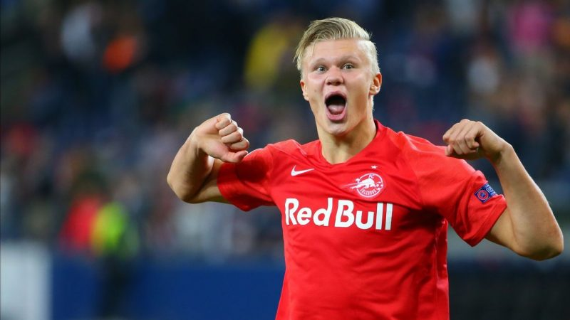 Barcelona keen on Erling Haaland but put off by €100 million price tag