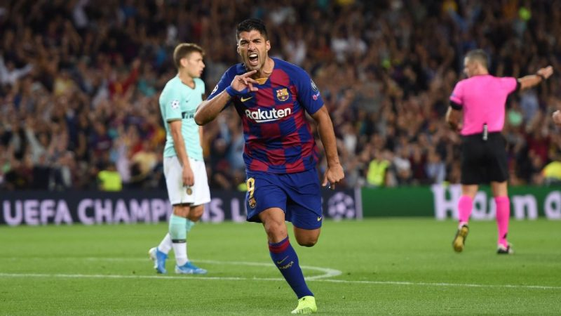 Barcelona facing Suarez dilemma amid MLS interest