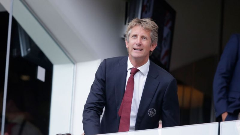 Man United-linked Edwin Van der Sar signs Ajax extension