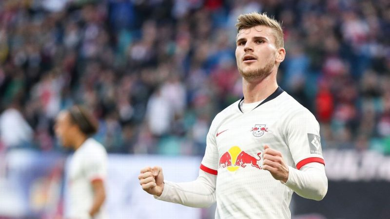 Manchester United to hijack Liverpool's £27m move for Timo Werner