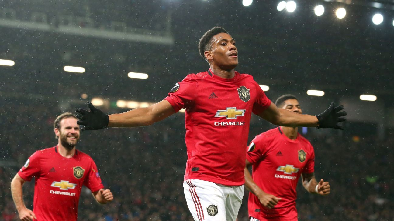 Manchester United win 'template' for future performances