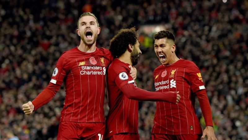 Liverpool have Premier League title secured barring injuries