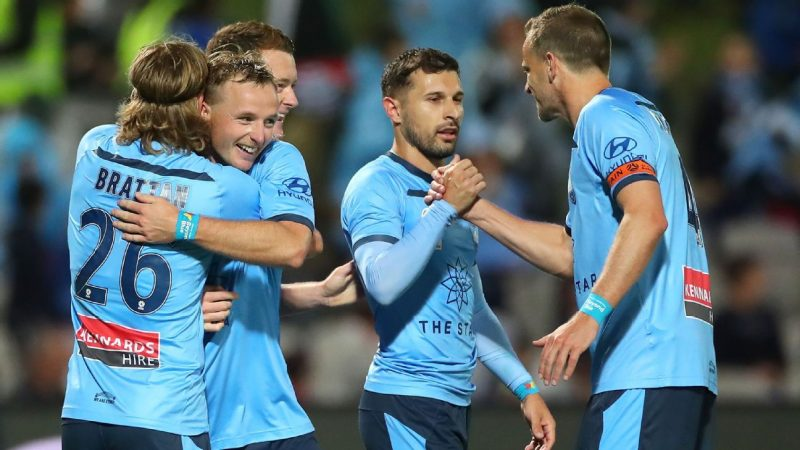 Sydney FC vs. Melbourne Victory – Football Match Report – November 17, 2019