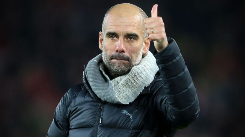 Pep Guardiola 'open' to Manchester City contract extension