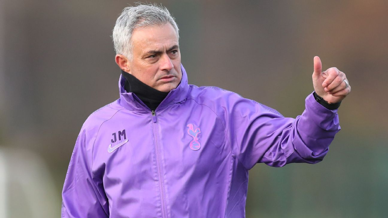 Tottenham's Jose Mourinho vows to bring 'passion' and 'happiness' to club