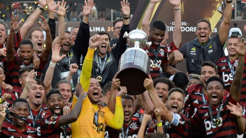 Flamengo's historic Copa Libertadores win down to 'Gabigol' heroics and River mistakes