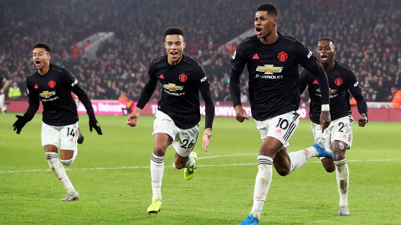 Man United youth prove their 'character' to repay Solskjaer's faith, but victory eludes Red Devils