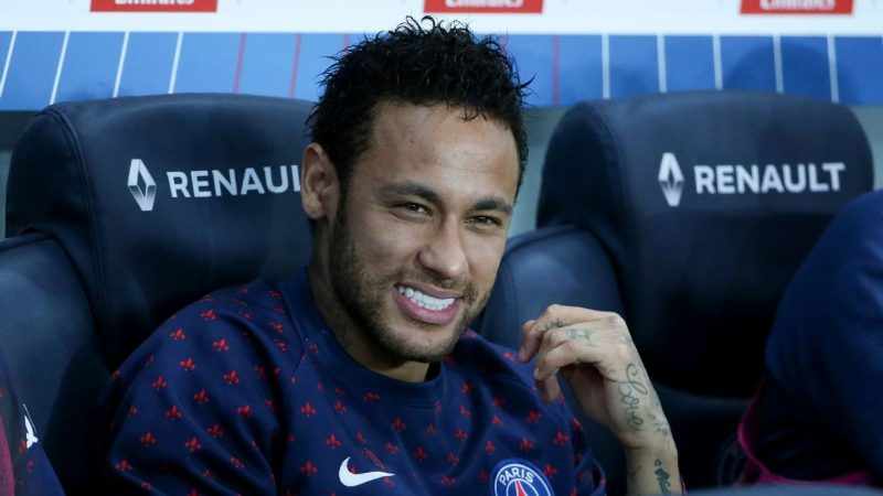 PSG bench Neymar for Real Madrid trip in Champions League