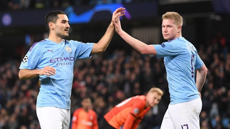Manchester City will now focus on catching Liverpool