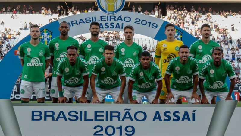 Chapecoense relegated three years on from plane crash tragedy