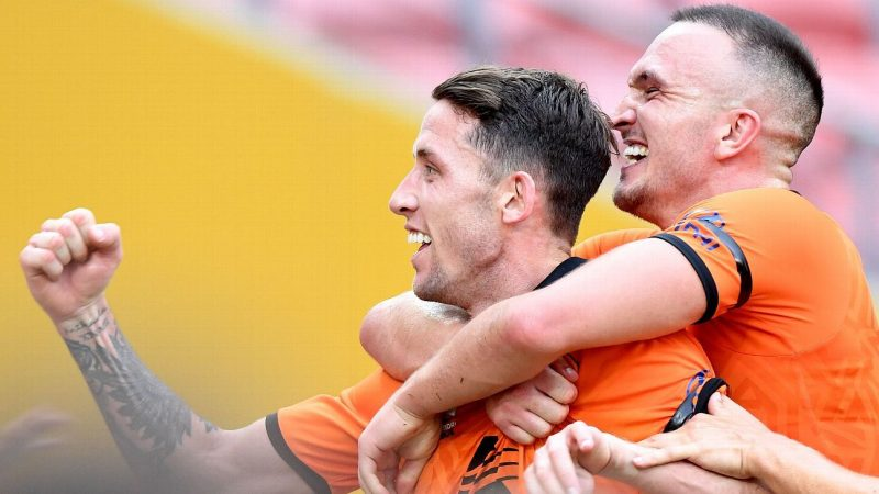 Brisbane Roar vs. Central Coast Mariners – Football Match Report – November 30, 2019