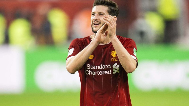 Liverpool news: Adam Lallana calls on Premier League leaders not to 'take foot off the gas'