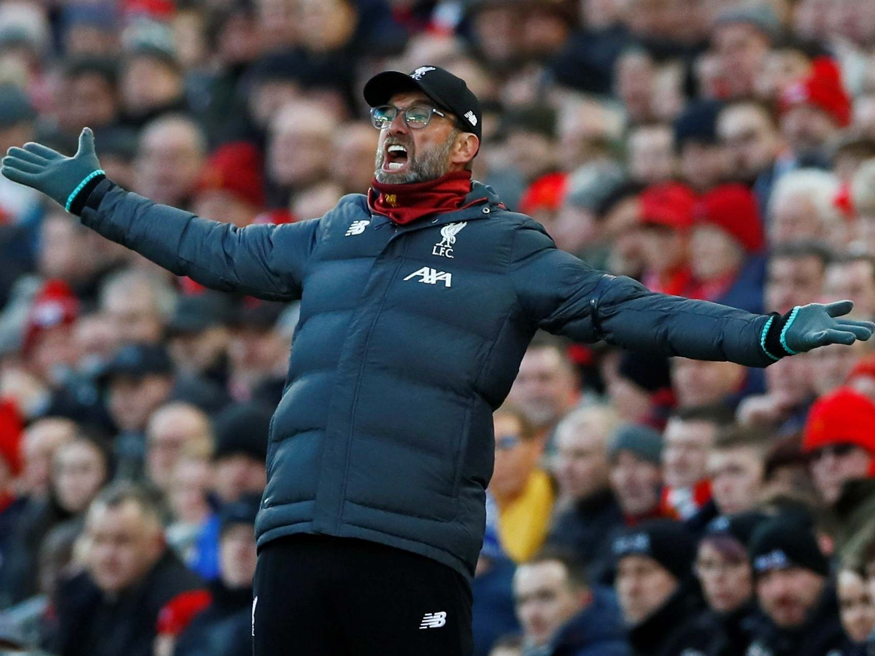 How Liverpool are donning different faces as they fight to fulfill Premier League title dream