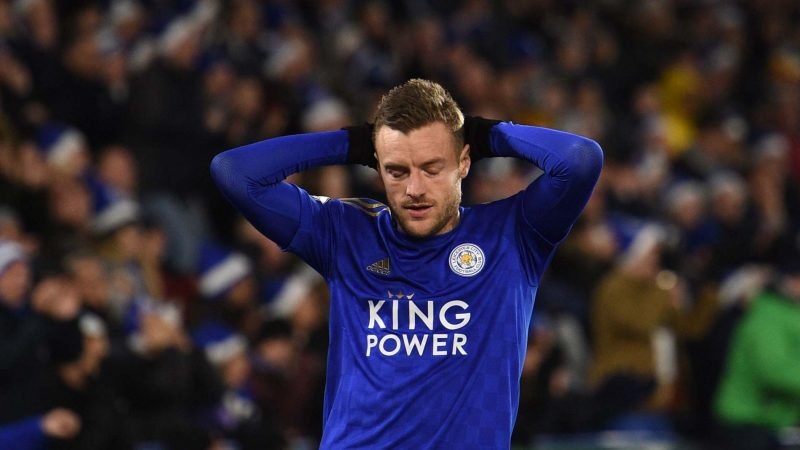Leicester left frustrated by stubborn Norwich as Premier League title bid falters