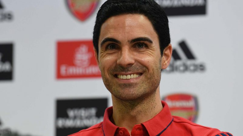 Mikel Arteta sends warning to Arsenal players after becoming manager