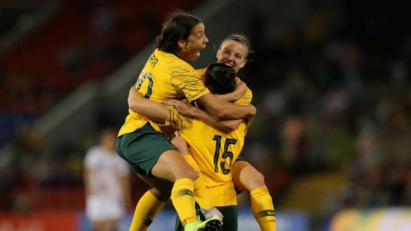 """Women's football not given a chance to succeed"" slams former Matilda : WomensSoccer"