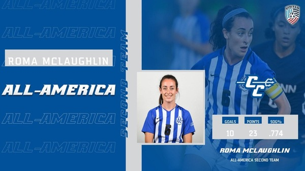 McLaughlin Becomes First Blue Devil Named to Women's Soccer All-America Team