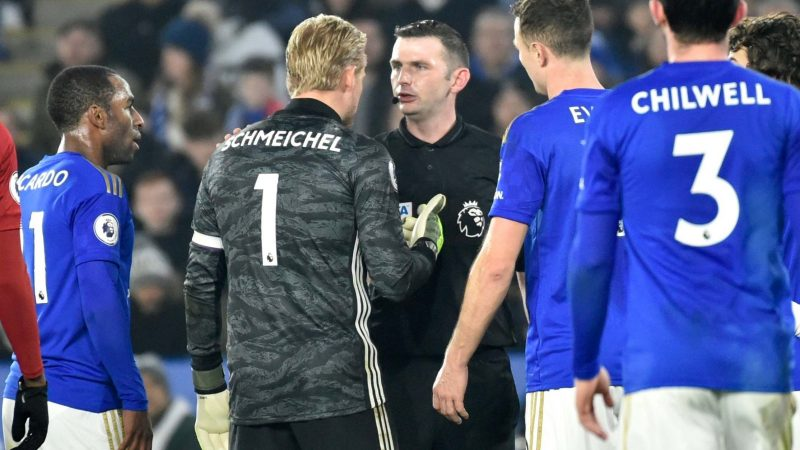 Leicester vs Liverpool result: Kasper Schmeichel accuses referee of playing 'hero' over penalty decision