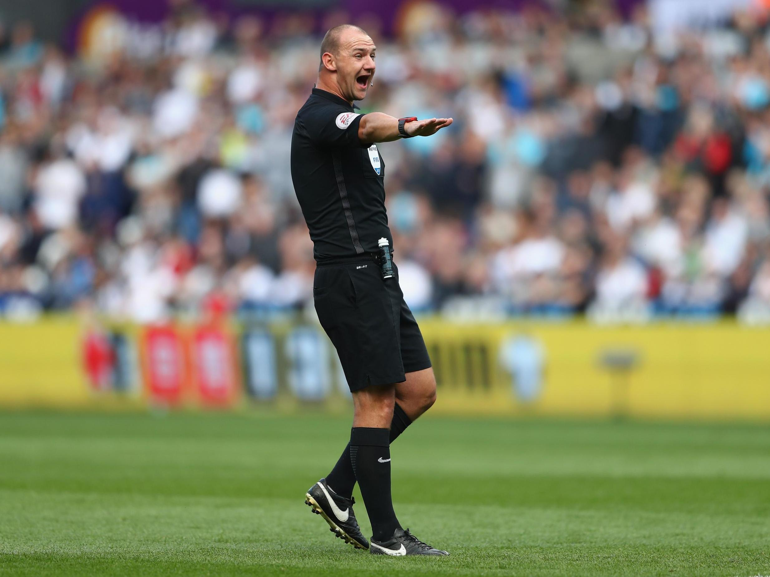 Bobby Madley: Referee opens up on private Snapchat message which led to Premier League sacking