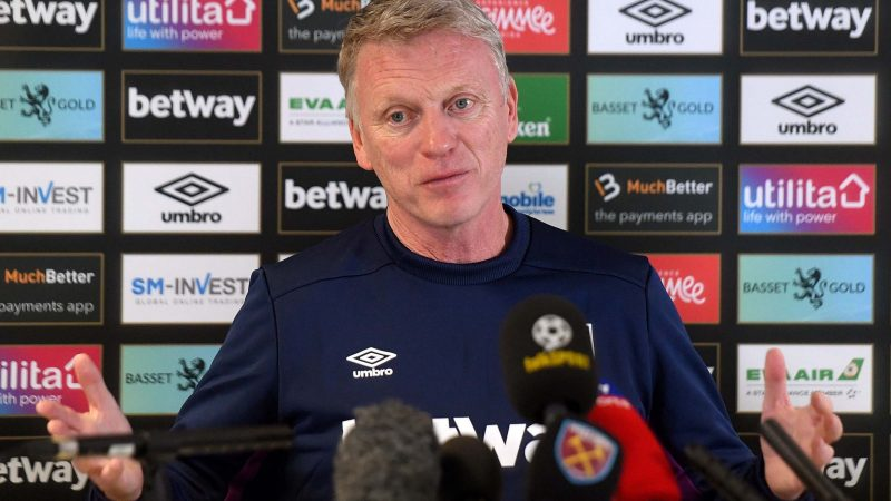 David Moyes: New West Ham manager vows to give club 'no choice' than to extend his contract