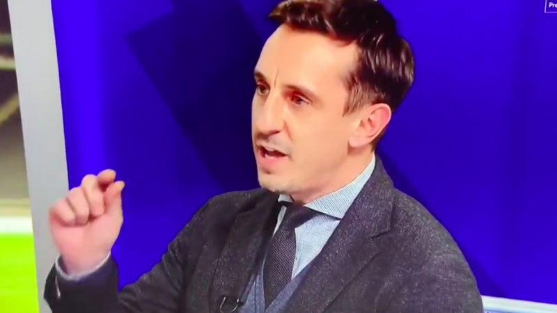 Gary Neville blames political leaders for growing racism in football and calls on players to walk off pitch