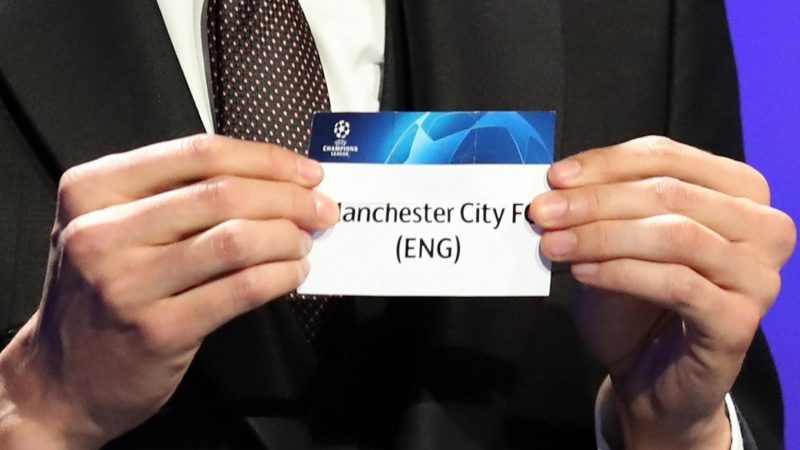 When is Uefa Champions League knockout round of 16 draw