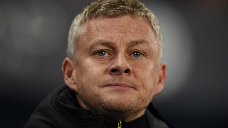 Ole Gunnar Solskjaer calls for alleged racist fan to be banned from football for life as Man City launch investigation