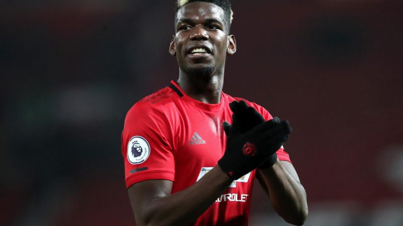 Paul Pogba set to return for Manchester United's trip to Arsenal