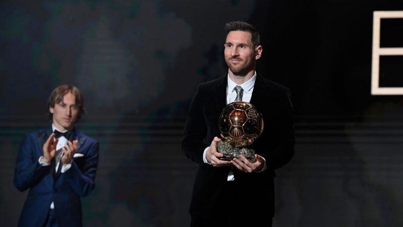 Lionel Messi: My retirement is approaching
