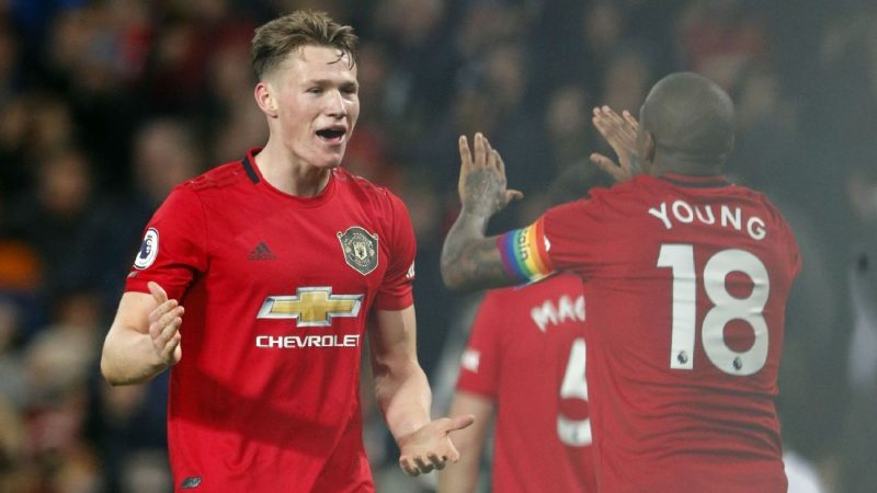Manchester United's McTominay almost 'undroppable'