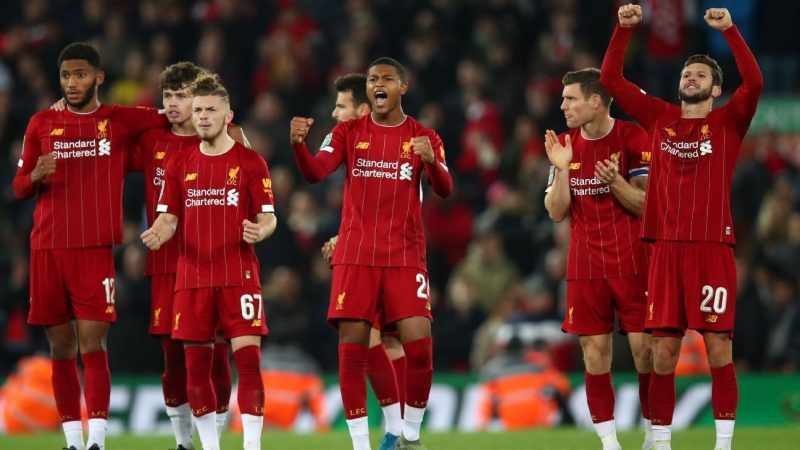 Liverpool set to field inexperienced Carabao Cup team youngsters included in Club World Cup squad