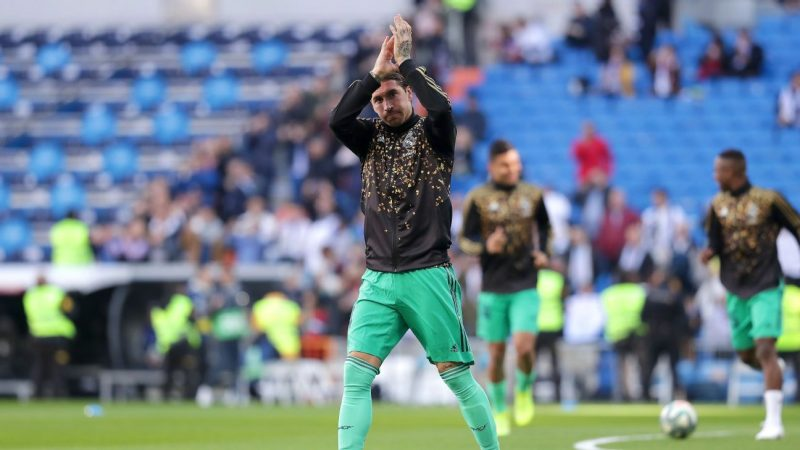 Real Madrid wear green kit to raise Climate Change awareness