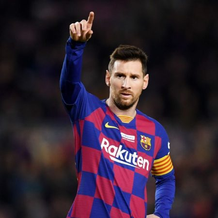 Messi bags hat trick, earns perfect 10 in masterclass vs. Mallorca