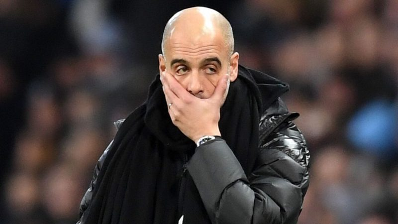 Manchester City 'not able to compete' with elite teams
