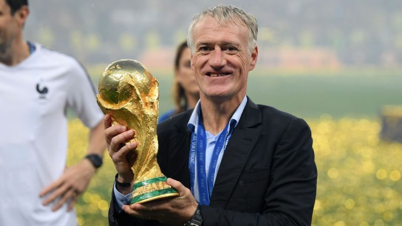 Didier Deschamps signs contract extension with France through 2022