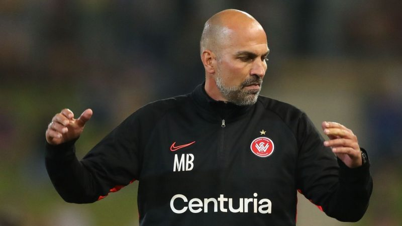 Western Sydney Wanderers manager Markus Babbel cited for referee comments