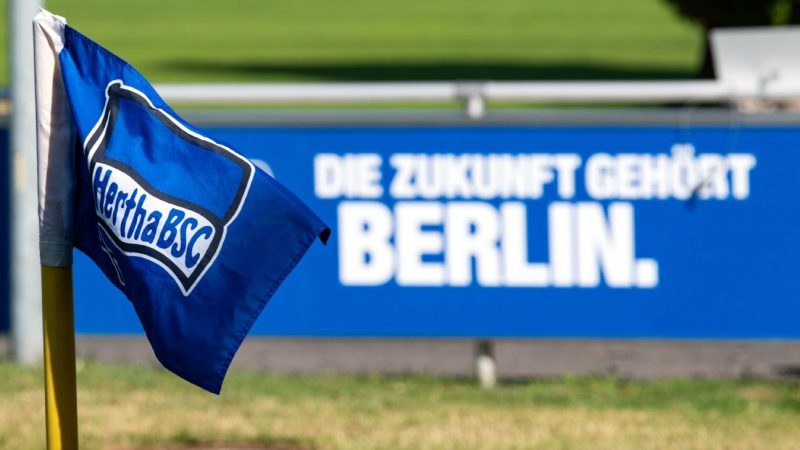 Hertha Berlin's under-16s walk off due to alleged racist abuse