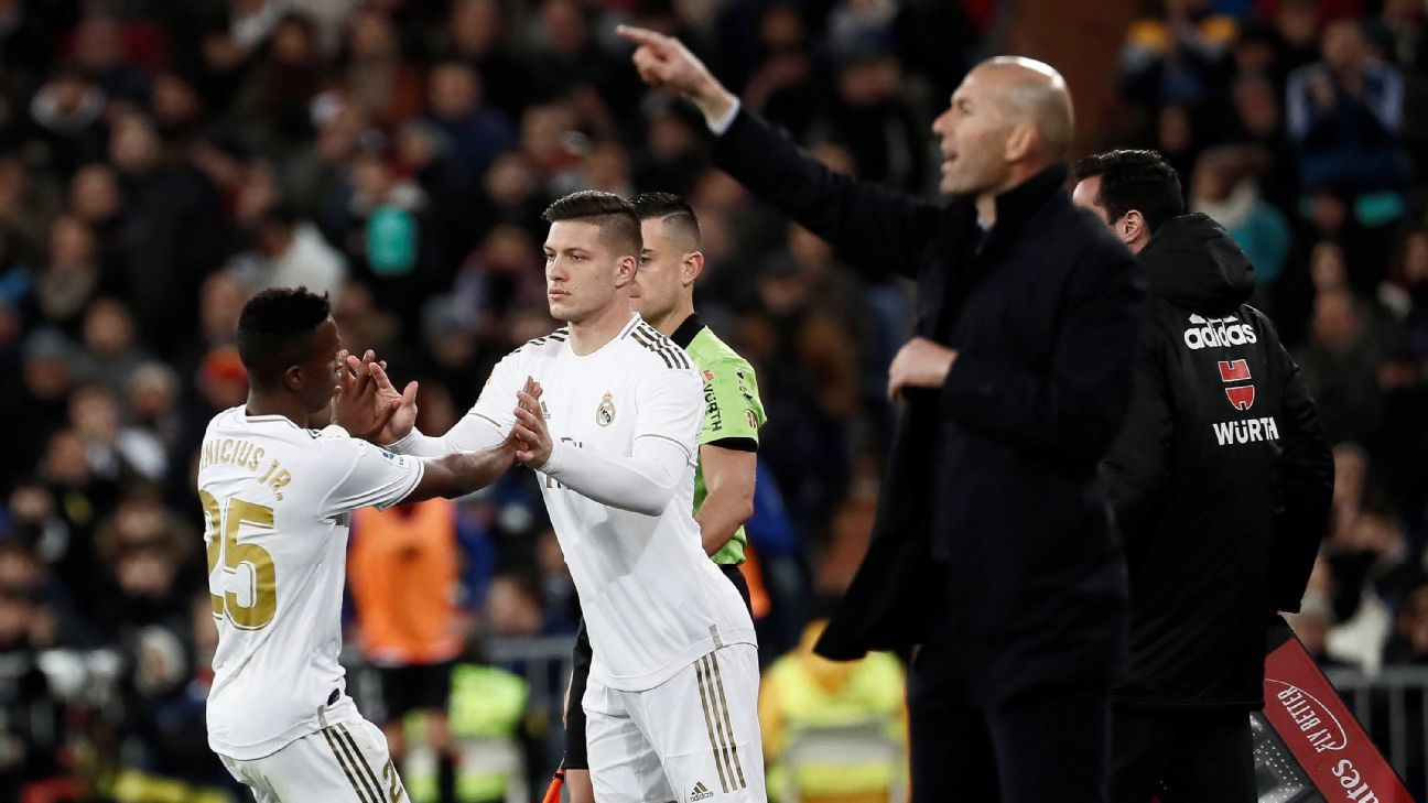 Real Madrid don't need a striker in January transfer window