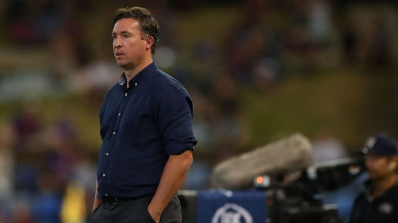 Robbie Fowler calls for patience as pressure builds on Brisbane Roar boss