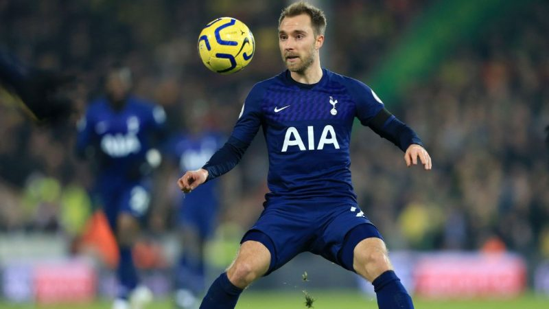 Transfer Talk – Manchester United to play long game for Spurs' Eriksen