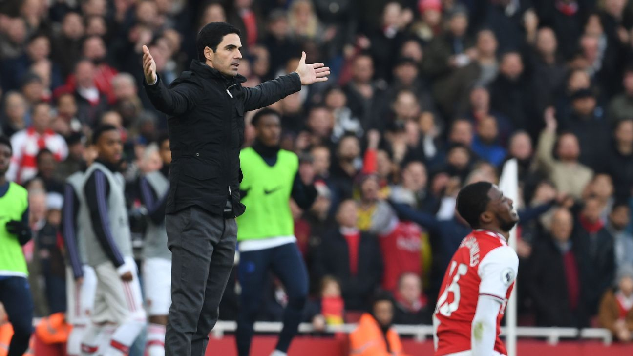 Is it even possible for Mikel Arteta to save Arsenal?