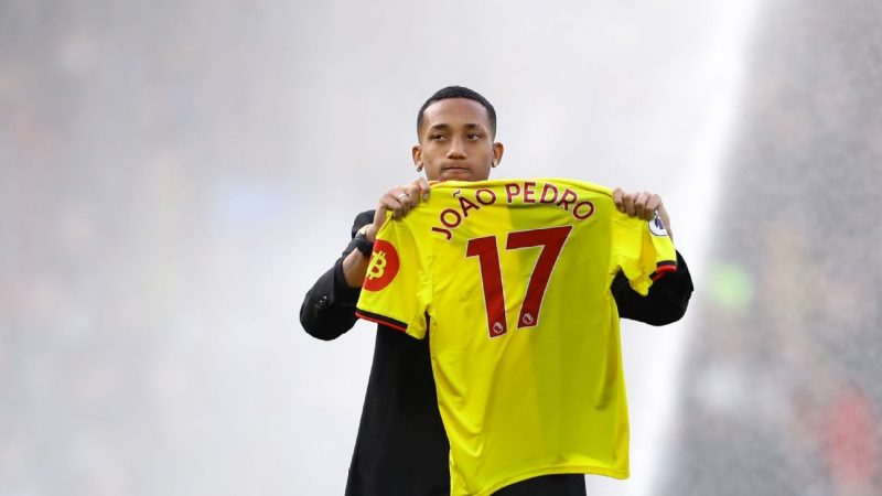 Watford's Joao Pedro can be the next Brazilian Premier League star but it won't happen overnight