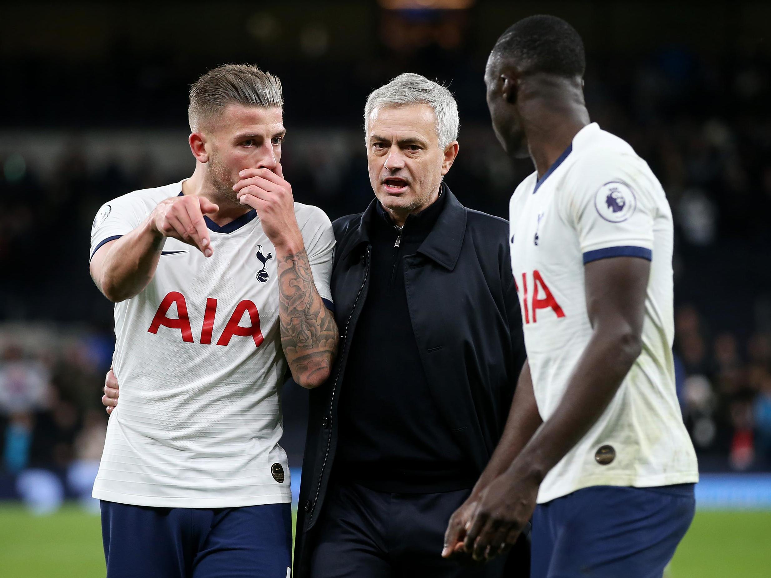 Manchester United vs Tottenham: Jose Mourinho's first principle as a manager has become one of his first problems to solve