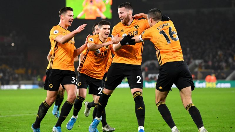 Wolves fightback stuns Man City to give Liverpool further advance in title race