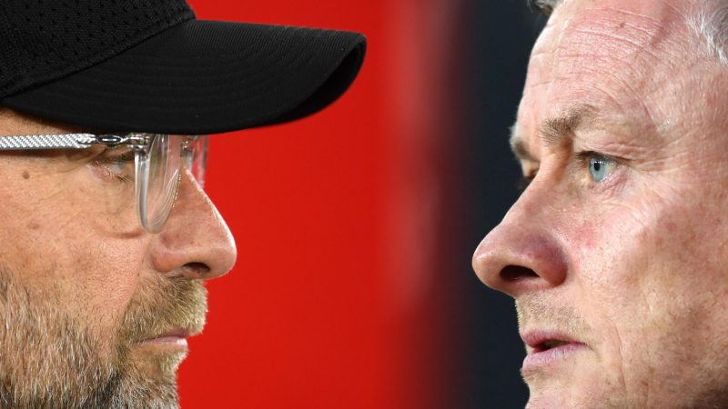 Jurgen Klopp: It's strange for Liverpool to play a defensive Manchester United