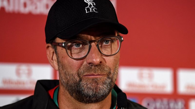 Jurgen Klopp calls Africa Cup of Nations date switch a 'catastrophe' for Liverpool