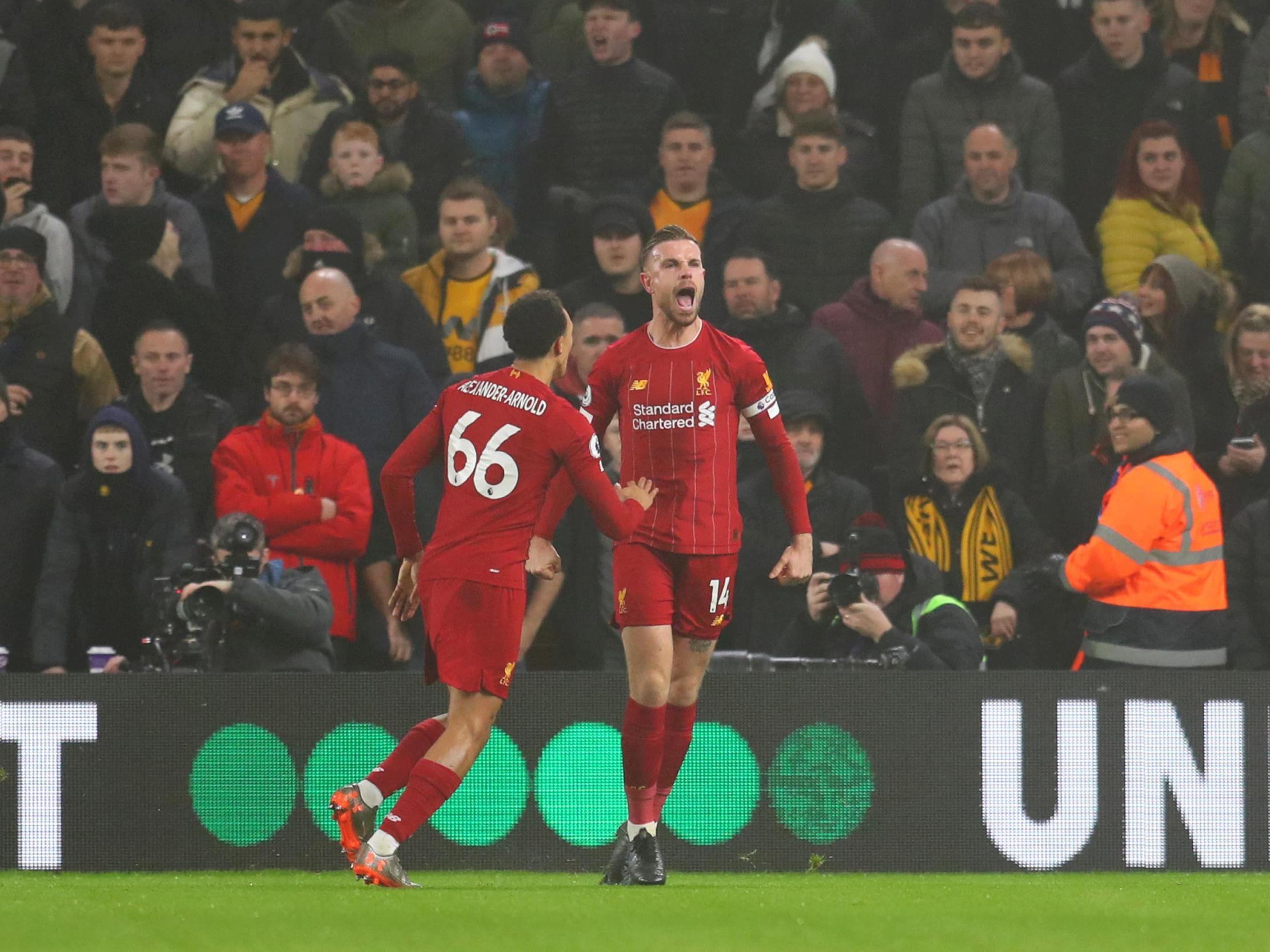 Wolves vs Liverpool – Premier League LIVE: Latest score and updates