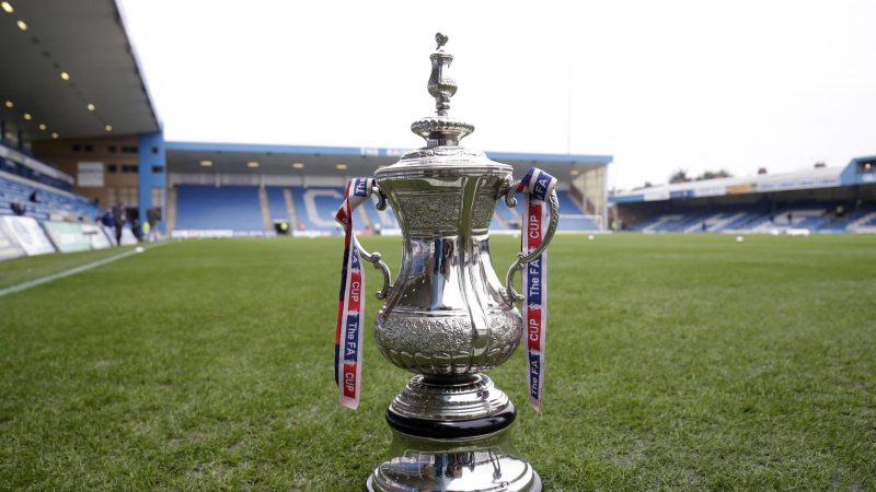 FA Cup draw: Time and TV channel details today