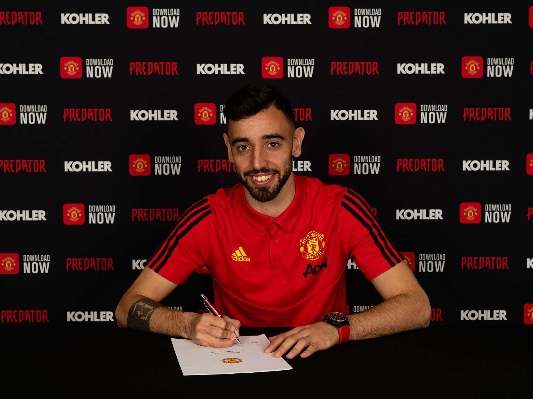 Manchester United news: How will they line up with Bruno Fernandes?